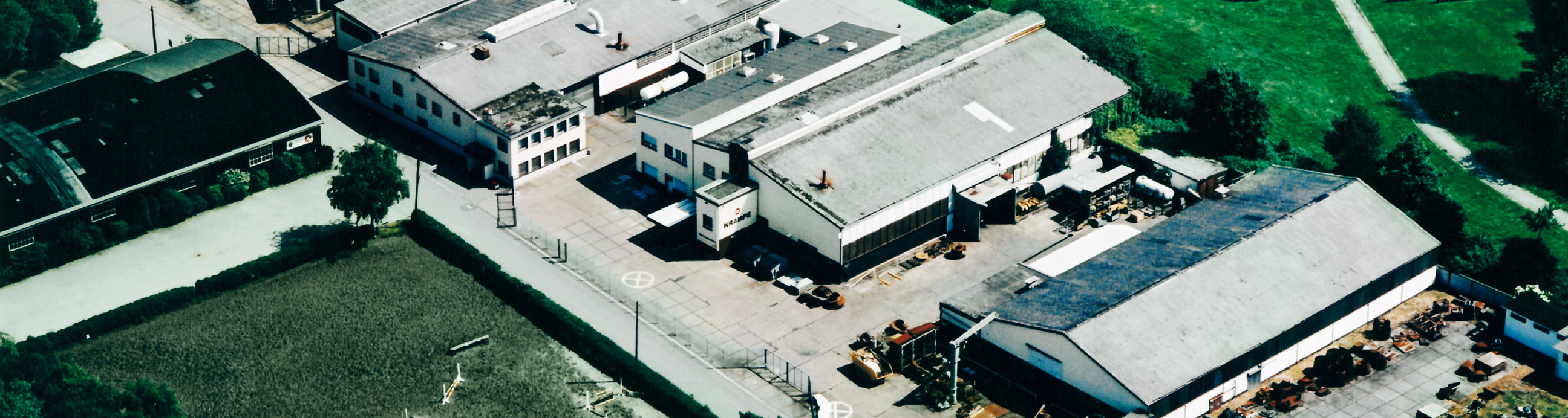 Firmensitz - Krampe GmbH & Co. KG, Hamm - Fördertechnik, Gewinnungstechnik, Maschinenbau.2