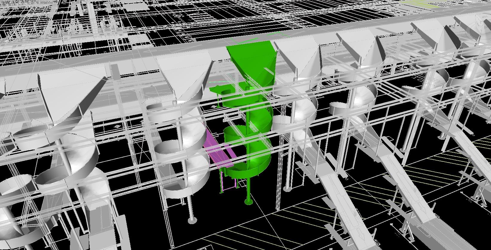 Konstruktion & EntwicklungKrampe GmbH & Co. KG, Hamm - Fördertechnik, Gewinnungstechnik, Maschinenbau