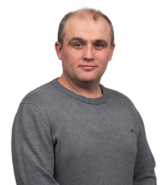 Lulzim Kelmendi, Arbeitsvorbereitung - Krampe GmbH & Co. KG, Hamm - Fördertechnik, Gewinnungstechnik, Maschinenbau
