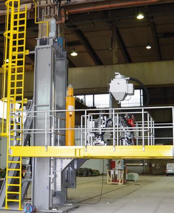 Maschinenbau - Krampe GmbH & Co. KG, Hamm - Fördertechnik, Gewinnungstechnik, Maschinenbau