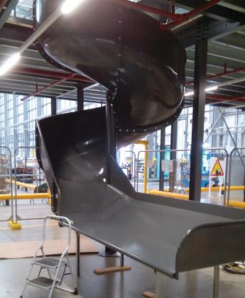Pufferendstellen - Krampe GmbH & Co. KG, Hamm - Fördertechnik, Gewinnungstechnik, Maschinenbau