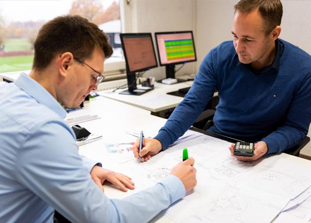 Entwicklung - Krampe GmbH & Co. KG, Hamm - Fördertechnik, Gewinnungstechnik, Maschinenbau