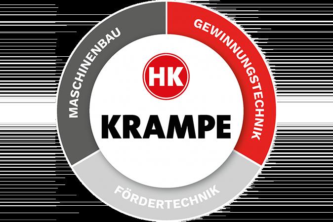 Logo - Krampe GmbH & Co. KG, Hamm - Fördertechnik, Gewinnungstechnik, Maschinenbau