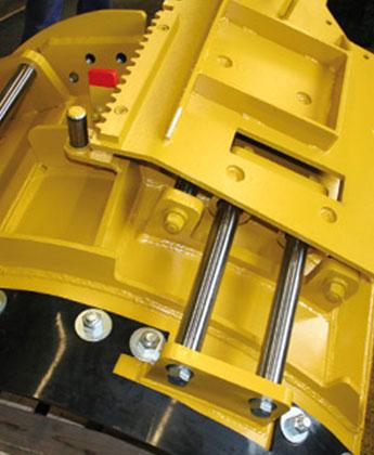 Maschinenbau - Krampe GmbH & Co. KG, Hamm - Fördertechnik, Gewinnungstechnik, Maschinenbau.2